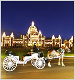 VANCOUVER + VICTORIA PACKAGE 3 DAYS / 2 NIGHTS