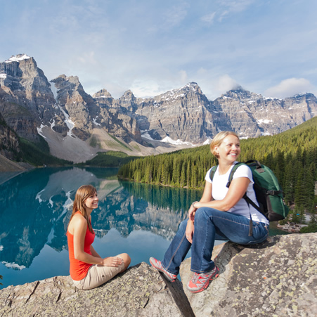ROCKY MOUNTAINS PACKAGE 9 DAYS